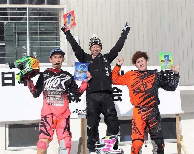 全日本スノーモービル4連覇、佐々木雅規 史上初の偉業達成