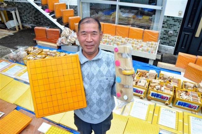 木のぬくもり伝えたい 帯広の正村さんが木のおもちゃを手作り