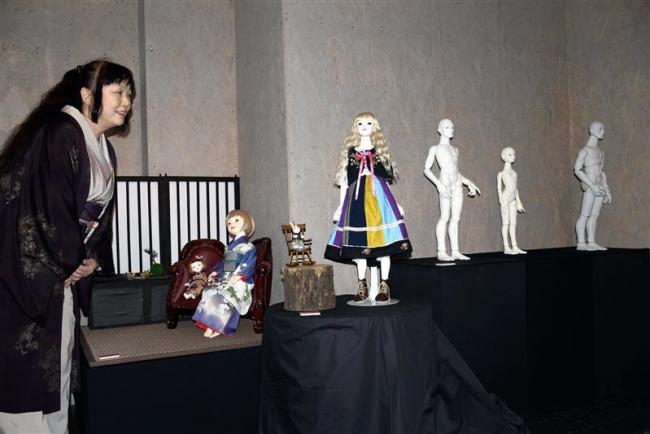人形の世界観楽しんで 伽井丹彌創作人形教室展 帯広