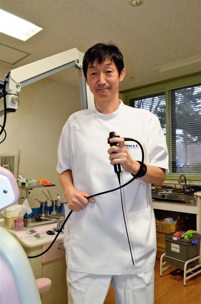 広尾町国保病院で耳鼻咽喉科好評