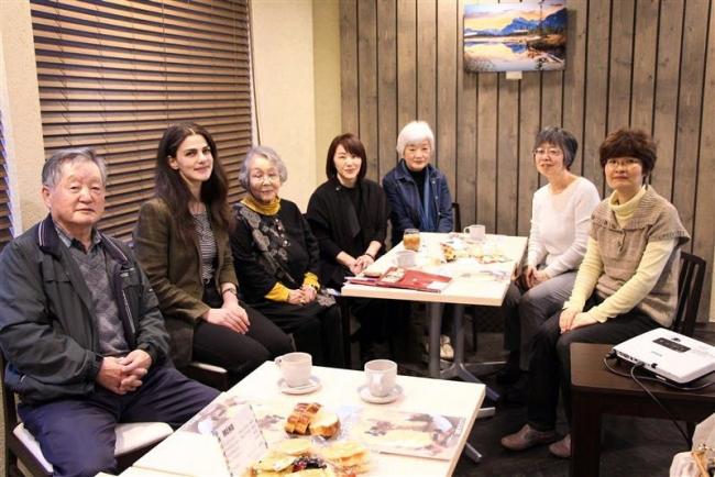 鹿追で国際交流カフェ初開催