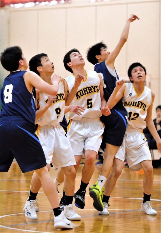男女8強出そろう、全十勝高校春季バスケットボール大会