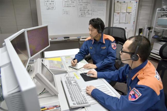 119番通報で17カ国語対応に 5月から広域消防