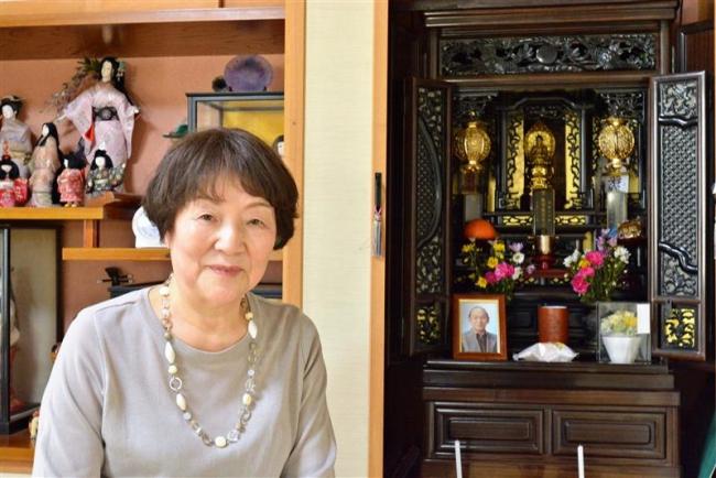 令和元年に80歳の誕生日、池田の山崎さん「元気で明るく、楽しく生きたい」
