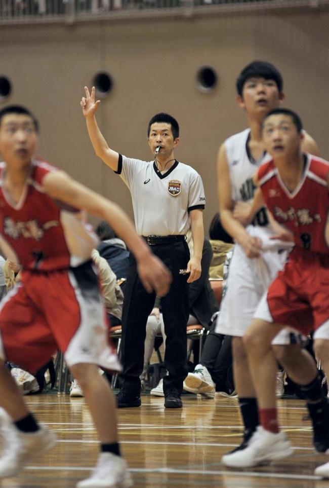 中田英教さん日本バスケットボール協会最上級のS級審判に、十勝初