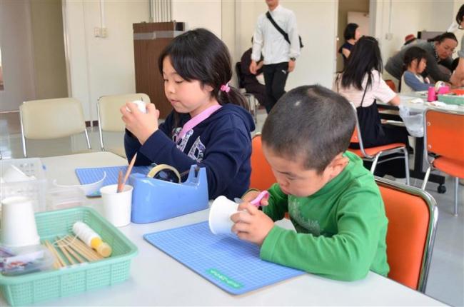 帯広市児童会館の昨年度利用者数 37年ぶり15万人台