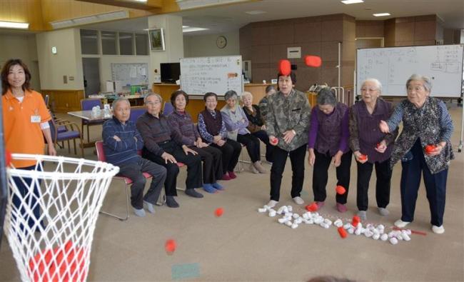 高齢者の交流の場に 音更 介護予防教室すまいる