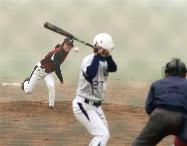丸山杯兼支部長杯野球開幕、52チームの熱戦スタート