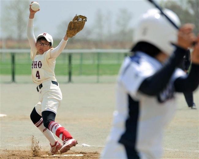 帯南商コールド完封で優勝、帯大谷準V 東北海道高校女子ソフトボール
