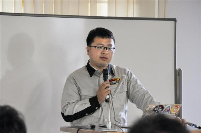 ロケットの共同開発呼び掛け 札幌でIST稲川社長