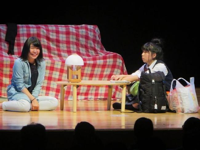 管内の高校演劇部が舞台で熱演 第23回テトラ小演劇祭 8校が参加