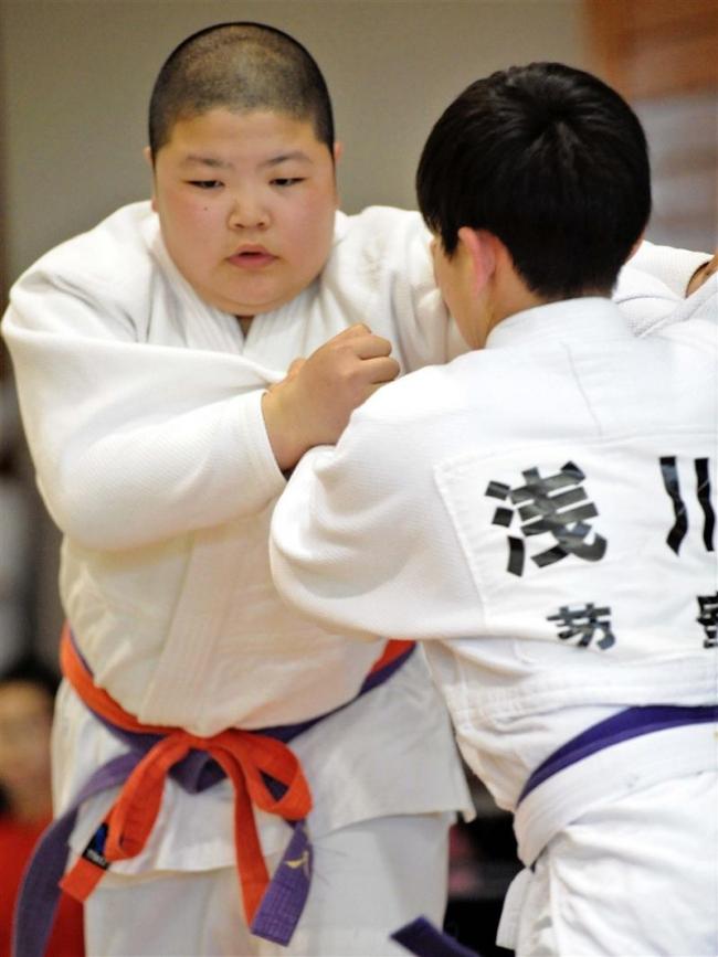 吉野隼人2年連続V 北整全道少年柔道大会十勝地区選考会