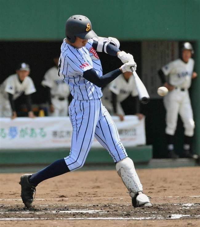 白樺学園2年連続代表に王手、帯三条に5―0 春季道高校野球予選準決勝