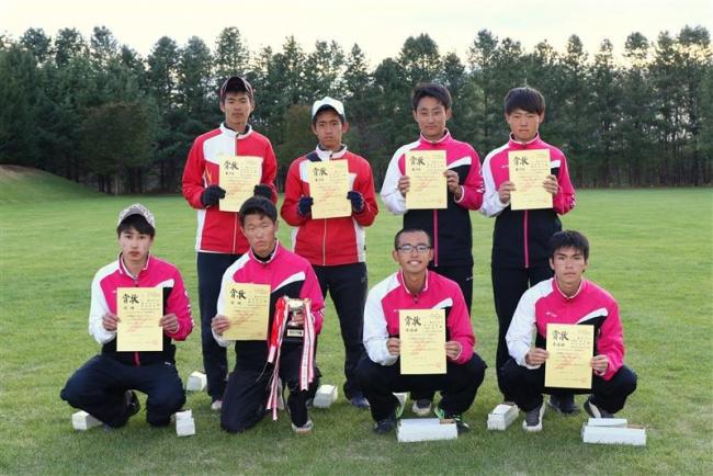 和田・奥谷組V 女子は佐藤・遠藤組 全十勝高校ソフトテニス選手権大会