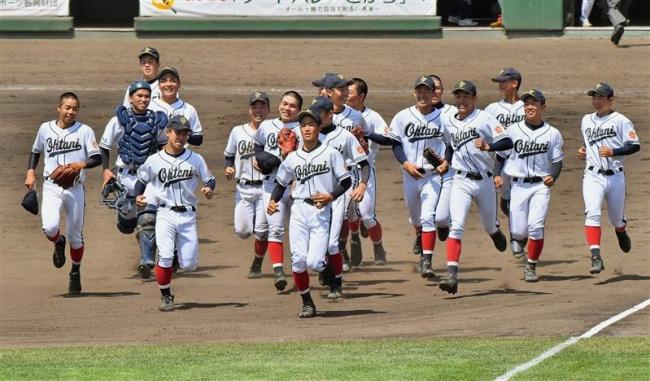 2年ぶり代表の帯大谷、試合巧者ぶり発揮 高校野球道春季大会