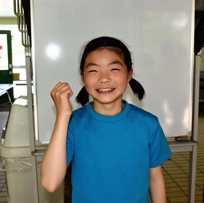 小学3年女子100メートルで人見32年ぶりに十勝新 春季サーキット陸上第3戦