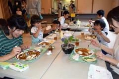 「いけだ食堂みんなのキッチン」盛況 池田