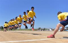 管内中学校の体育祭シーズン到来 豊頃