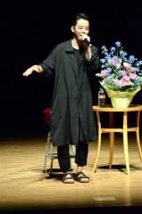 「自分で新しいレールを」 西野亮廣さんが講演 大樹