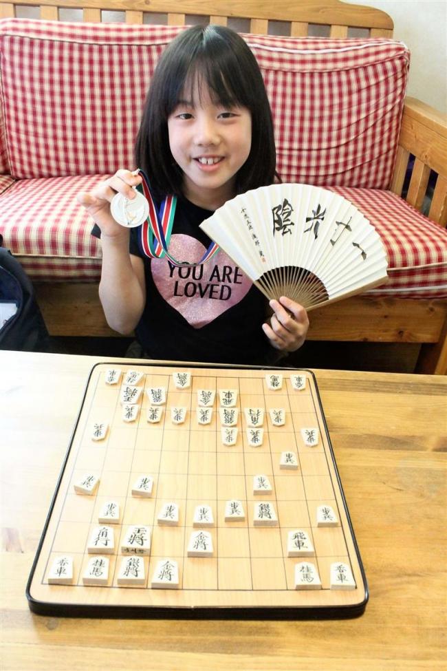 小学生女子名人戦 道大会で音更鈴蘭小3年の寺澤さん準優勝