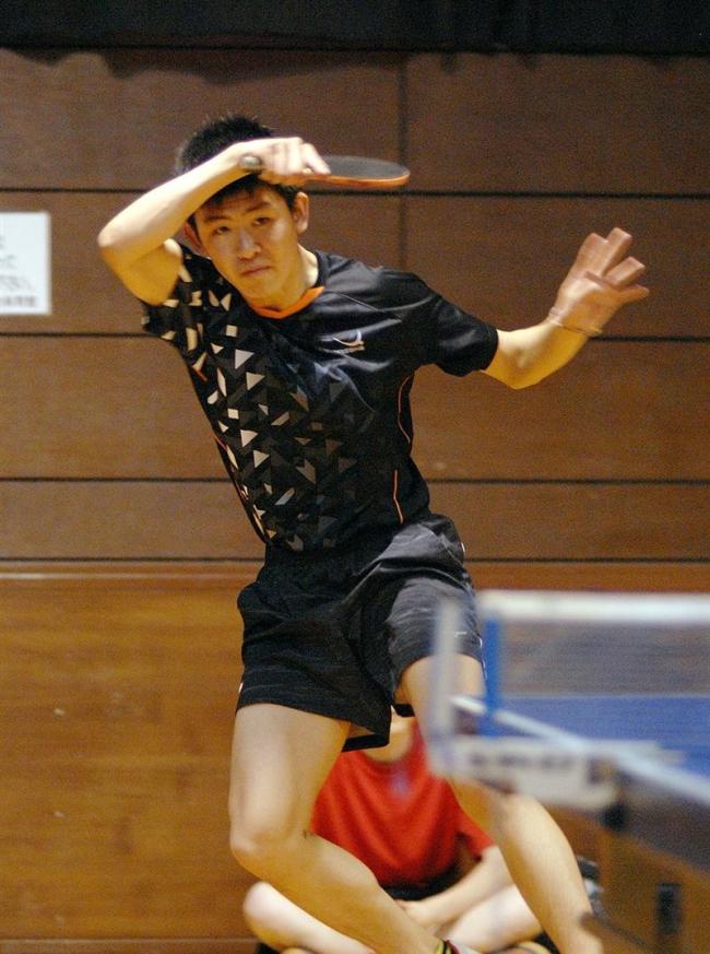 少年は千年と小林の中学生制す、国体卓球十勝地区予選
