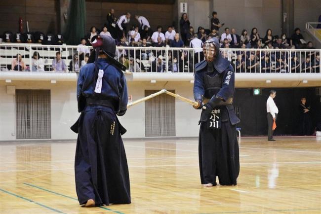 十勝勢は男女団体戦でいずれも予選敗退 全道高体連剣道
