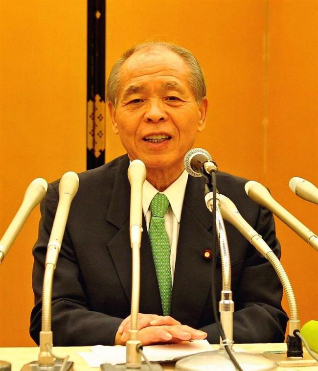 維新との連携で参院選出馬に含み 鈴木宗男氏