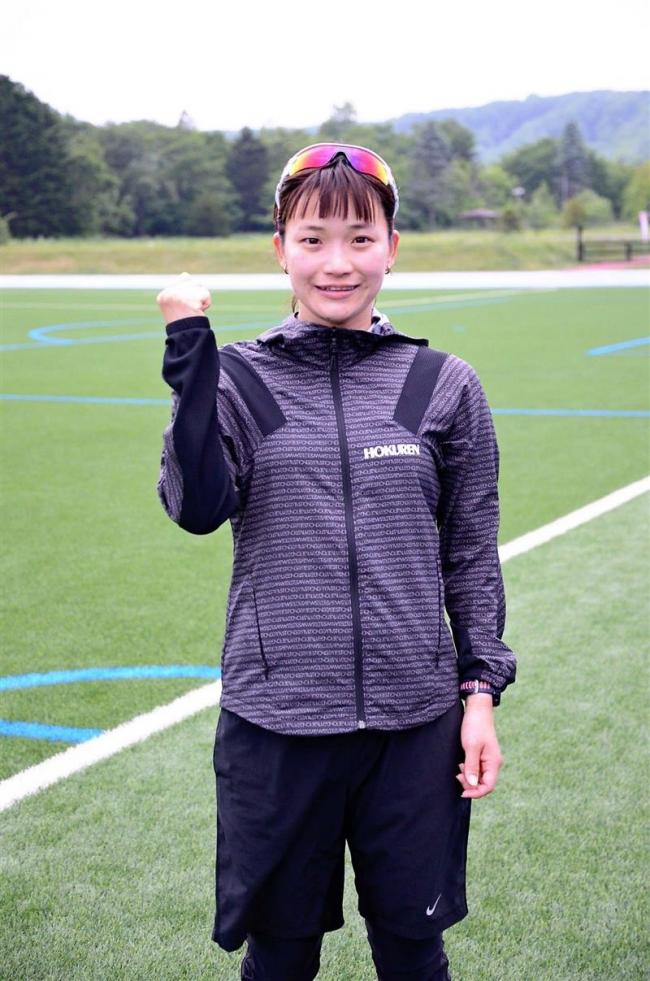 女子陸上長距離の清水美穂競技20年目、マラソンも視野に「完全燃焼を」