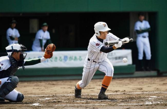江陵切れ目ない攻撃で圧勝、高校野球選手権十勝支部予選2日目