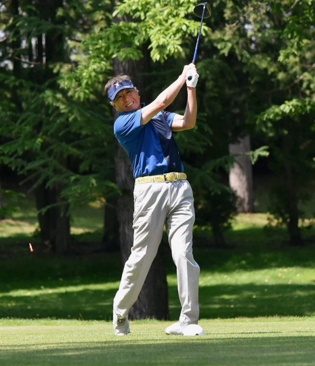 ゴルフ道東オープン開幕、プロ・アマ147人が熱戦