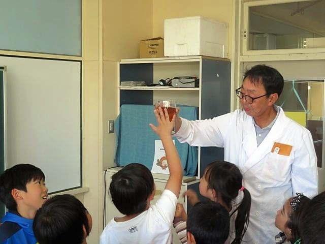上士幌で放課後こども教室