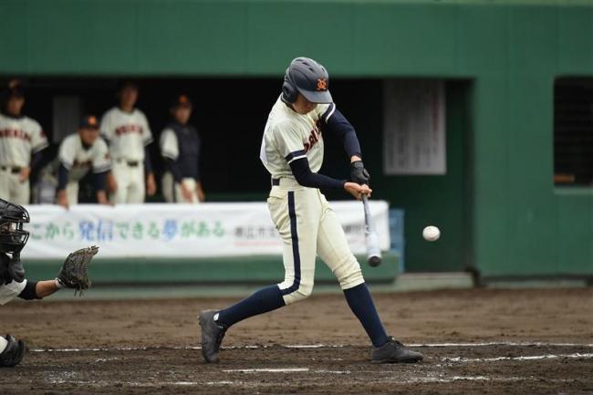 井村先制3点二塁打、帯農7年ぶり15度目の北大会へ 高校野球最終日
