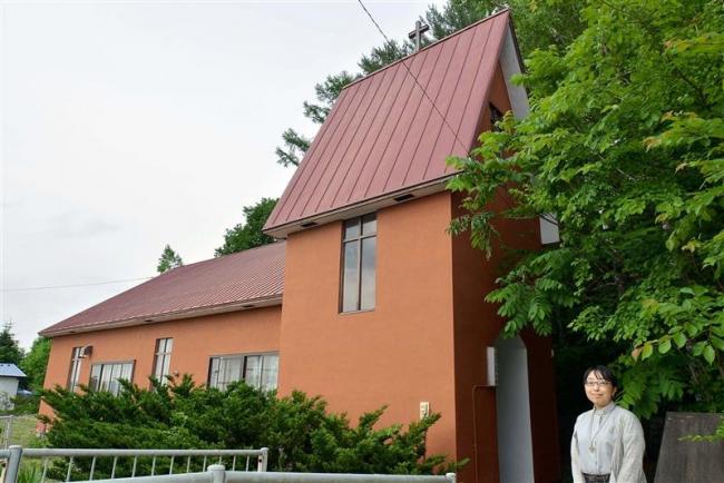 池田礼拝堂8月閉鎖へ 62年の歴史に幕