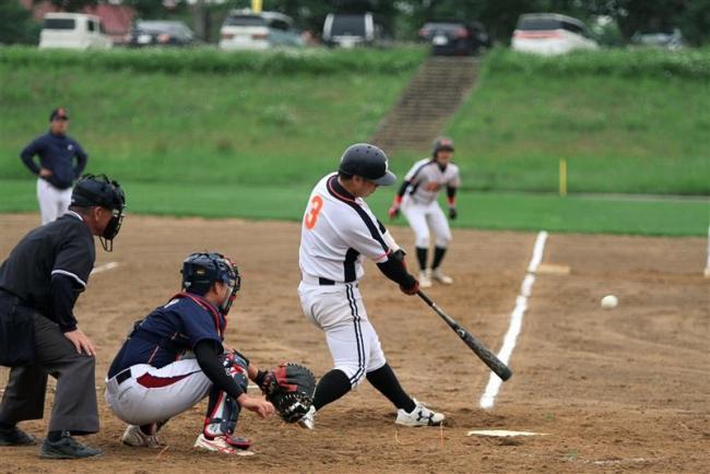 30チームの熱戦火ぶた、クラブ対抗野球大会開幕