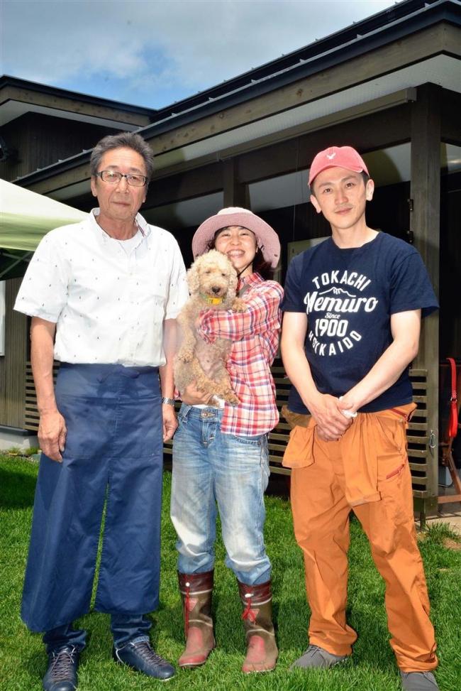 看板犬スタンプラリー初開催 11日から芽室で