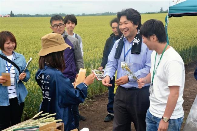 小麦関係者が全国から集まる 十勝小麦ヌーヴォー2019「十勝小麦を学ぶツアー」