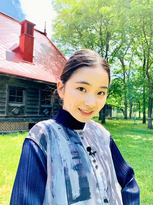 福地桃子さんが19日の日ハム戦 札幌ドームで始球式