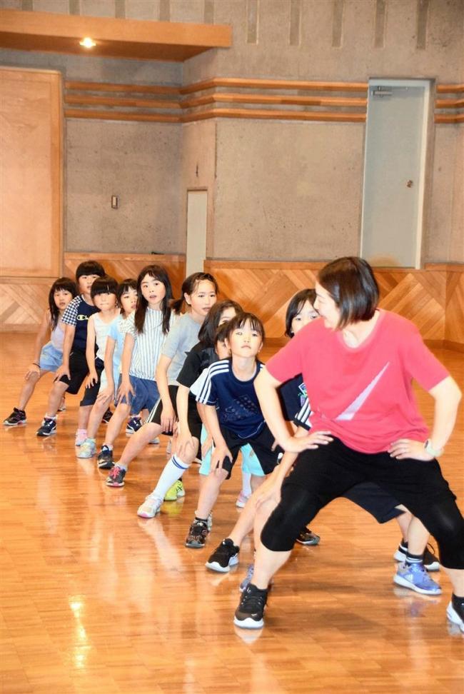 陸別でヒップホップダンス教室