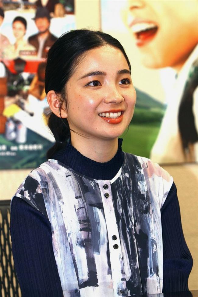 「なつぞら」柴田夕見子役 福地桃子さんインタビュー