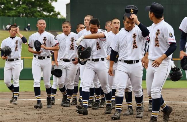 帯北、昨年覇者相手に互角の戦いも惜敗、帯農守りで健闘 高校野球北大会
