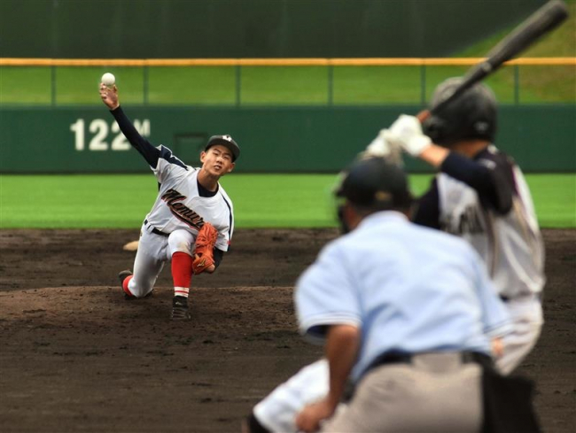 芽室サヨナラ勝ちで15年ぶりV 帯八準優勝 全十勝中体連夏季軟式野球