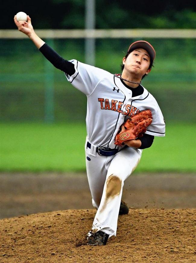 タケシマSPオックス優勝、MARUKATSU準V クラブ対抗あさ野球大会