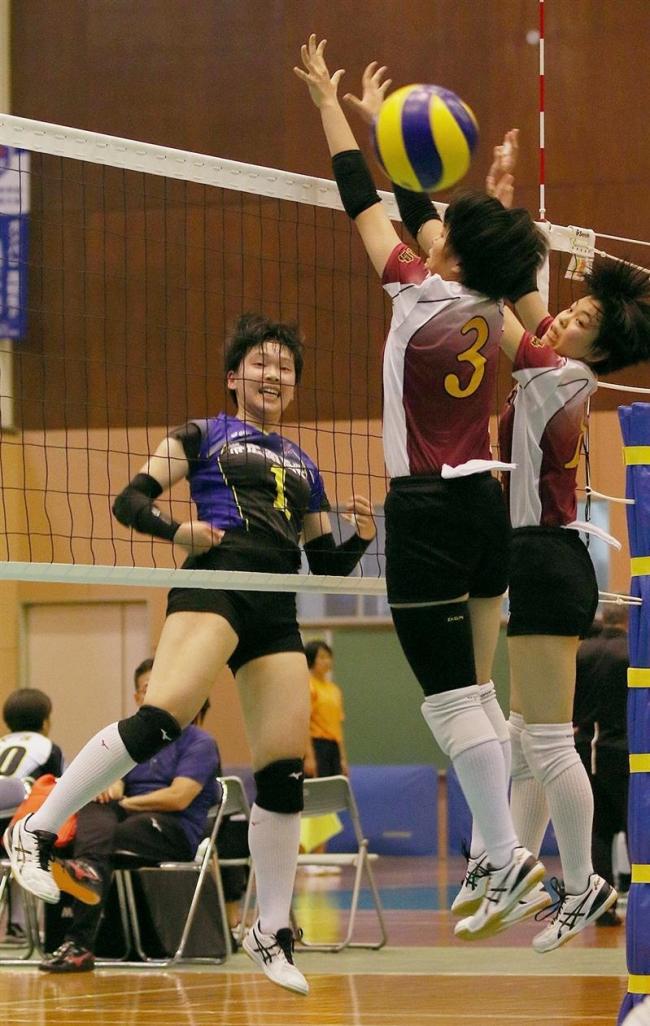 帯南商惜敗決勝T進めず、十勝勢3選手の札幌山の手は進出 高校総体女子バレー