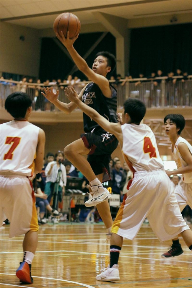 帯南町が男子史上初3連覇 女子帯翔陽も3年連続 全十勝中学校夏季バスケ