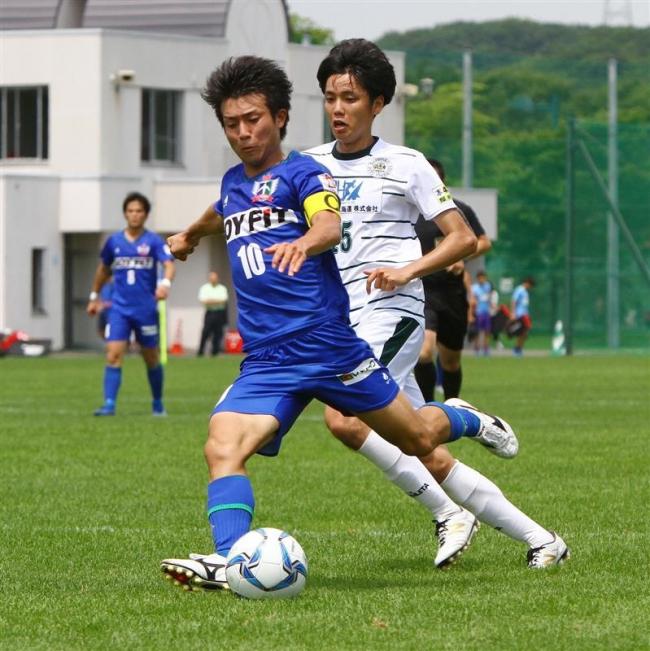 スカイアース3―2で札幌蹴球団下す 知事杯準々決勝