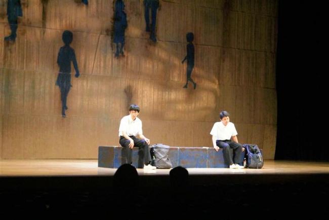 卒業生が導いた全国 バトン受けた新入生が今度は東京へ 帯北高演劇部