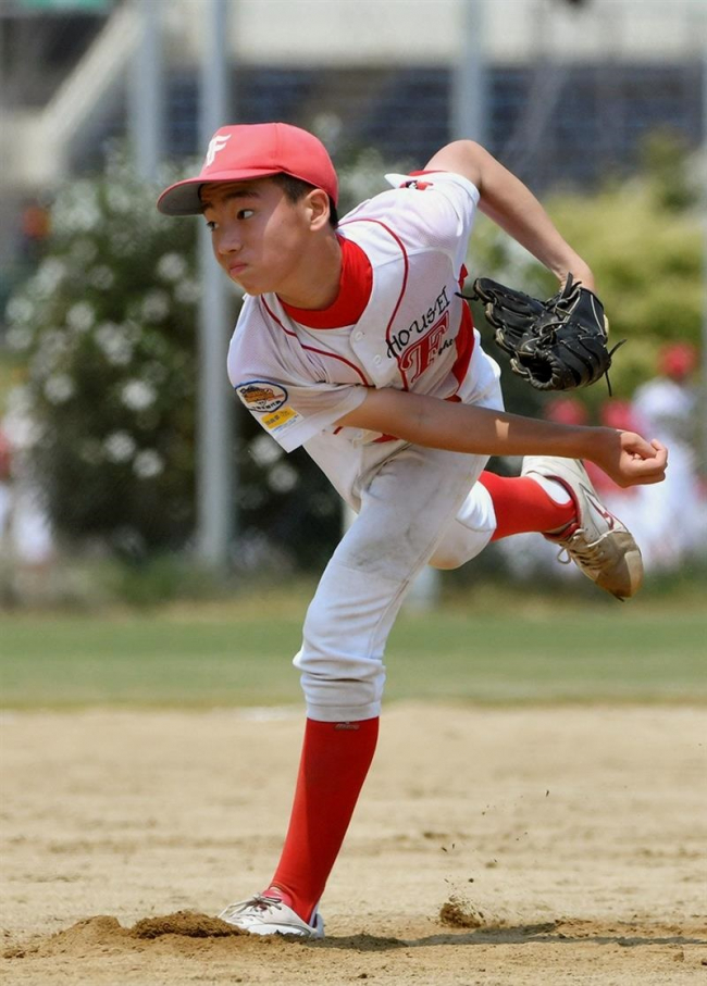豊成本戦1回戦で敗退、交流戦快勝 全国少年団軟式野球交流大会