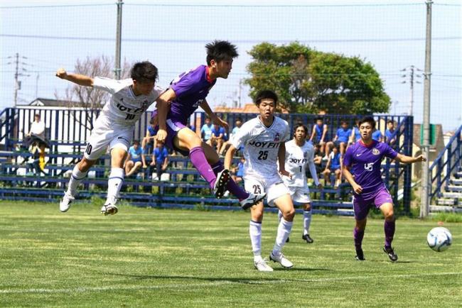 スカイアース決勝進出、サッカー知事杯で札幌大に2-1勝利
