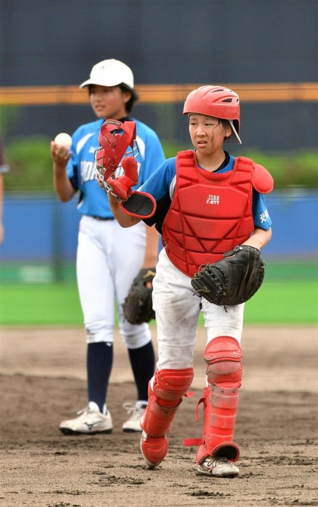 十勝の野球女子、全国で再び8強奮闘、とかちスマイルレインボー