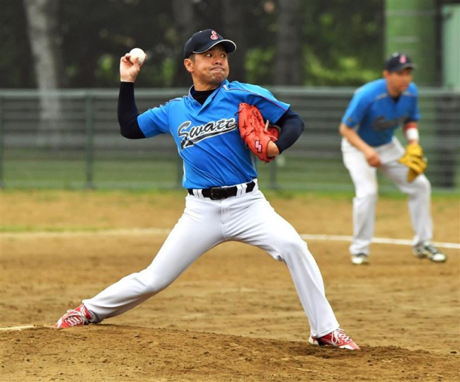 SWATT逆転勝利で優勝、藤村完投MVP 連盟旗あさ野球大会